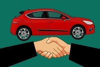 cambio titularidad de vehículo online
