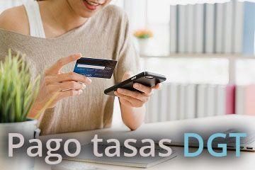 pago tasas dgt por internet