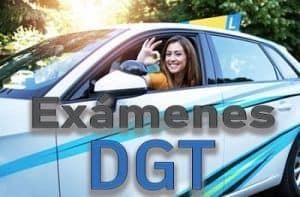 Exámenes DGT