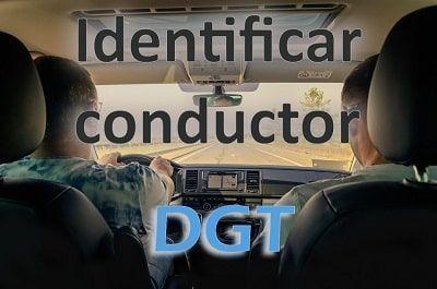 Identificar conductor dgt